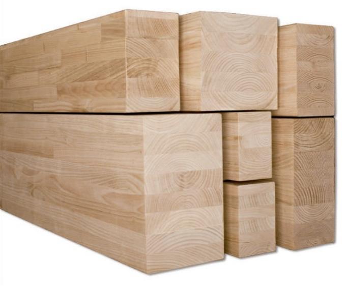 edilizia sostenibile, legno lamellare